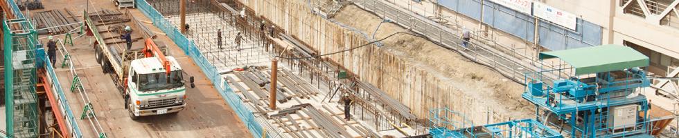 鋼材販売について・建設副資材販売についてカテゴリーページ